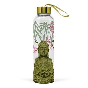 Vannflaske Keep Calm Buddha