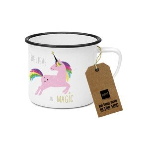Metallkopp Pink Unicorn 0,4 l