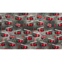 Jersey Brannbiler-Digitalprint