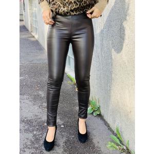 Nex Leather Leggings