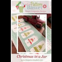 Christmas Jars mønster