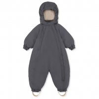 KONGES SLØJD - BABY NOHR SNOWSUIT EBONY BLUE