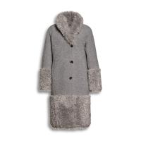 BEAUMONT Mix Lammy Coat (Reversible)