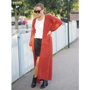 MANINA, Long Jacket