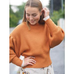 Sophie High Neck Knit
