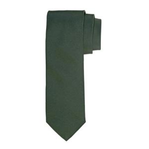 Militær grønt silkeslips