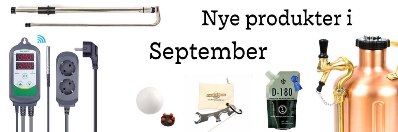 Ukens Nyheter September