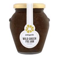 Wild Green Fig Jam