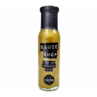 Lime and Coriander Sauce
