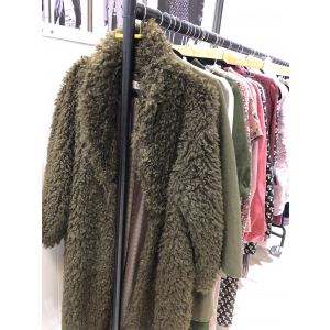 Treerise Long Haired Coat
