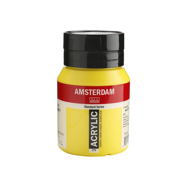 Amsterdam Standard 500ml – 275 Primary yellow
