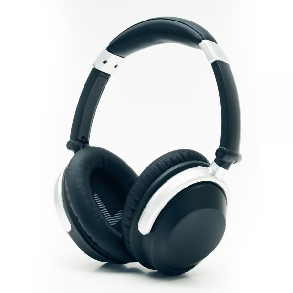 Hodetelefon - Trådløs med aktiv Noice cancelling, Pulse HP4000BK