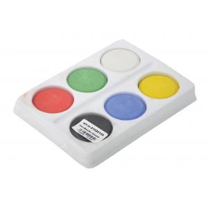 Color Block Str.1 – Palett med 6 farger