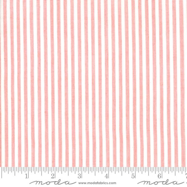Bonnie & Camille wovens pink stripe