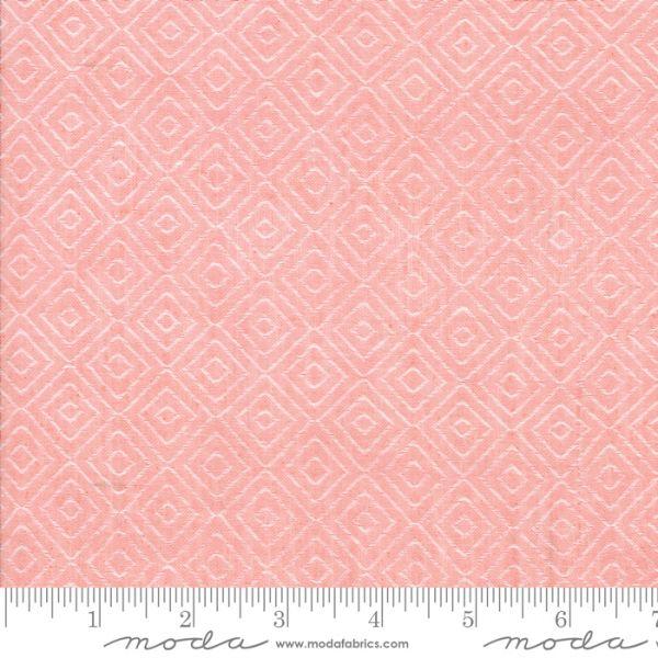 Bonnie & Camille wovens pink diamond