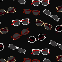 Shoe Love is True Love solbriller