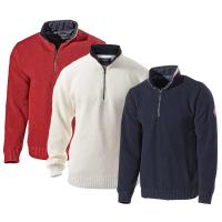 Holebrook vindtett genser