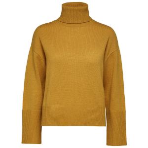 Rianna genser gul