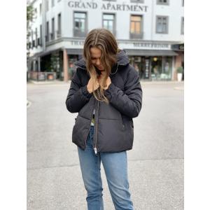 Mona jacket - black