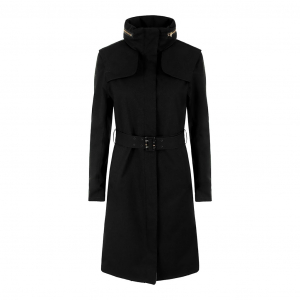 Lun Coat BLK