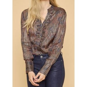 Damia Peacock Shirt