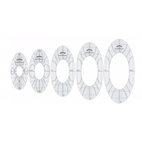 GM Amanda Murphy Low Shank Set of 5 Every Oval
