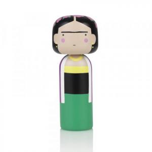 Frida Kokeshi doll