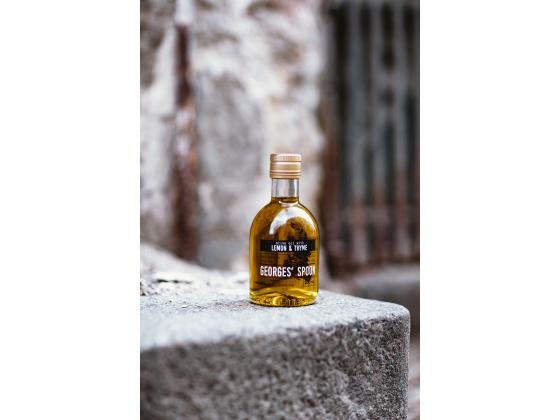 olivenolje m/ sitron%timian