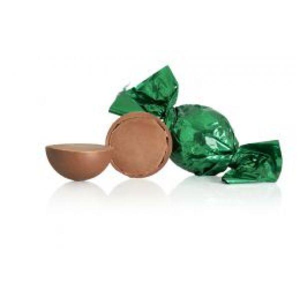 Fylte sjokoladekuler