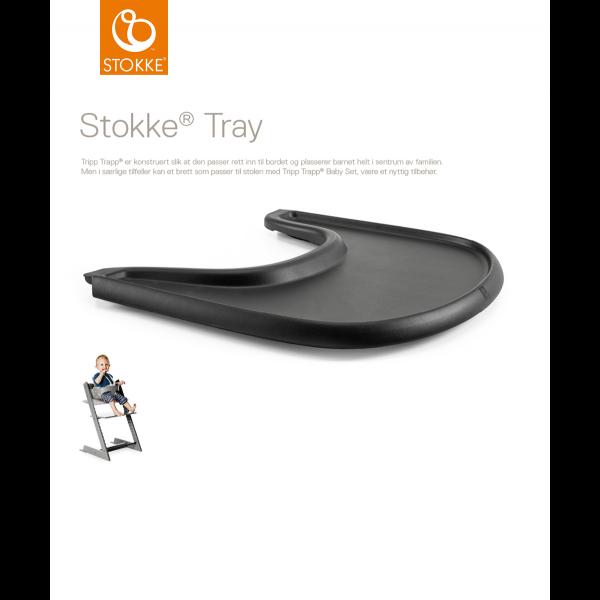 STOKKE® - BRETT BLACK