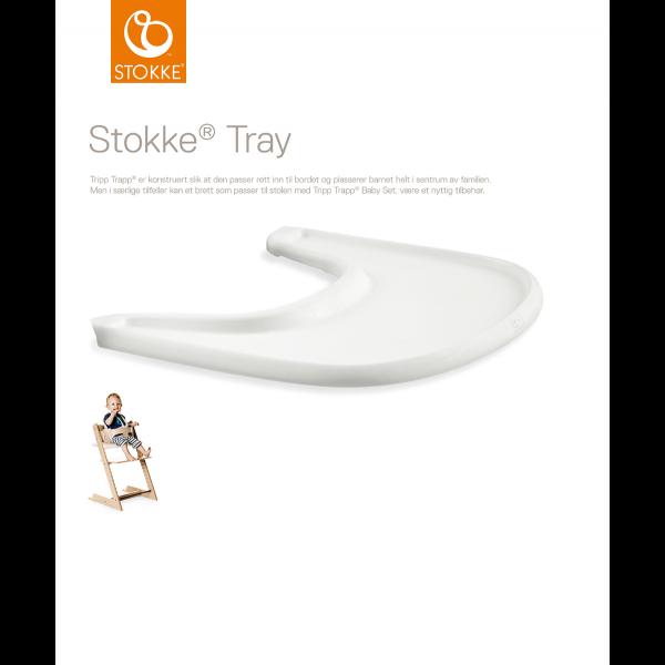 STOKKE® - BRETT WHITE