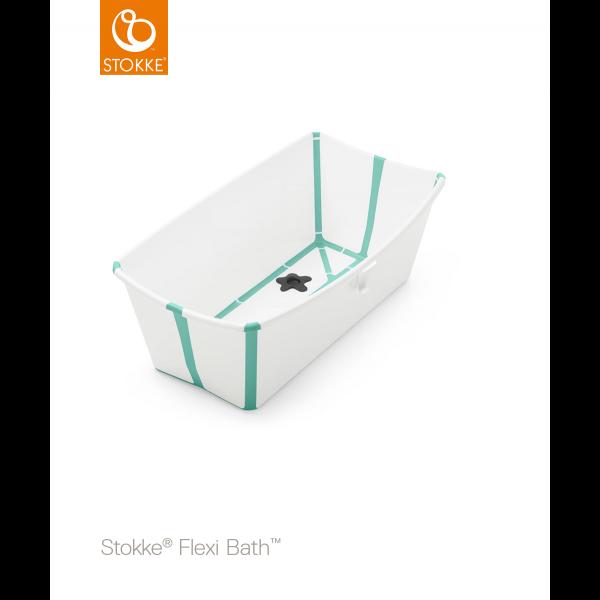 STOKKE® - FLEXI BATH® WHITE AQUA
