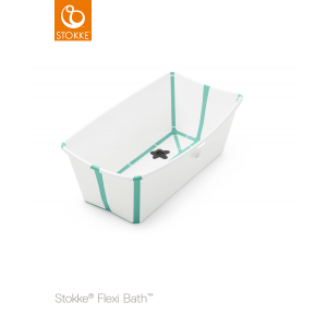 STOKKE® - FLEXI BATH® WHITE AQUA