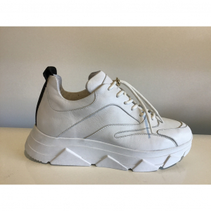 Portia Leather Sneakers