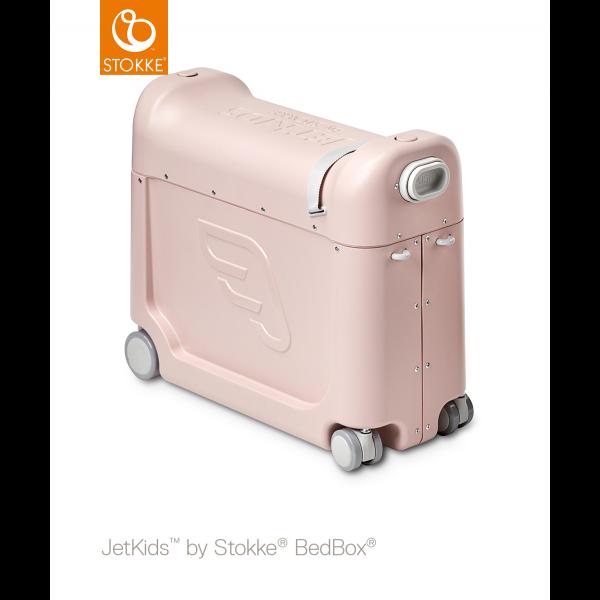JETKIDS™ BY STOKKE® - BEDBOX™ PINK LEMONADE