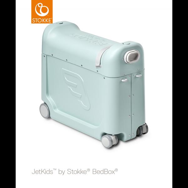 JETKIDS™ BY STOKKE® - BEDBOX™ GREEN AURORA