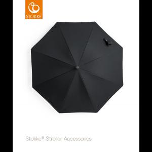 STOKKE® - BARNEVOGN PARASOLL BLACK