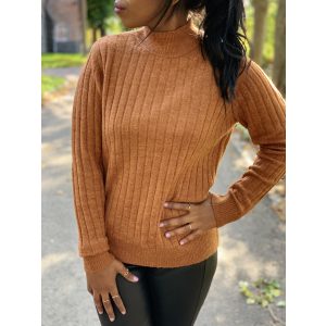 Campus Knit Pullover