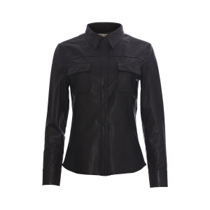 Tanka Leather Shirt