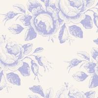 Tilda old rose purple rose