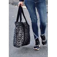 Day ET GWENETH LEOPARD BAG
