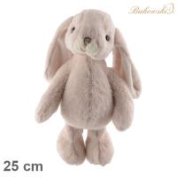 Kanin plysj 25cm Sweet kanini pale pink