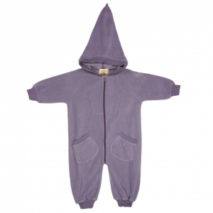 Memini Bunny Fleece-overall