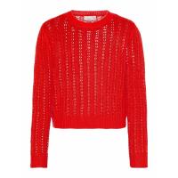 Kulia strikket genser kids Rød