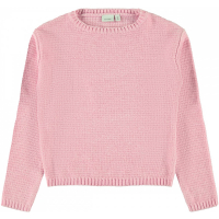 Lisia strikket genser kids Rosa