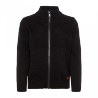 Velton Mini strikket cardigan Svart