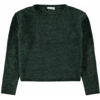 Lisia strikket genser kids Grønn