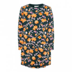 Nini kjole med blomsterprint kids