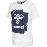 Hummel Mick t-skjorte hvit