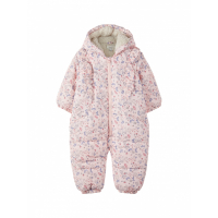 May baby vinterdress Silver Pink